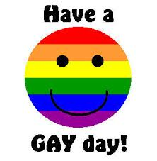 have a gay day
